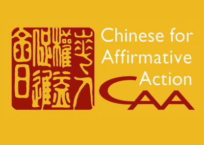 Chinese for Affirmative Action